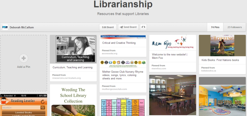 Pinterest_Librarianship