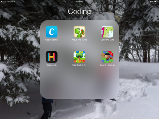 Coding Apps