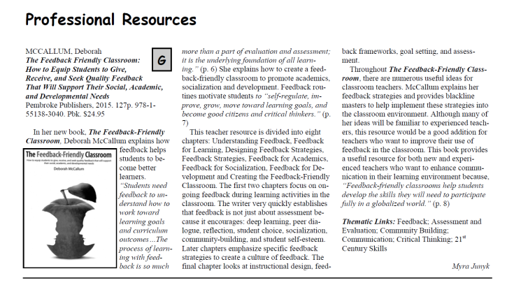 Feedback_Friendly_Classroom_Review