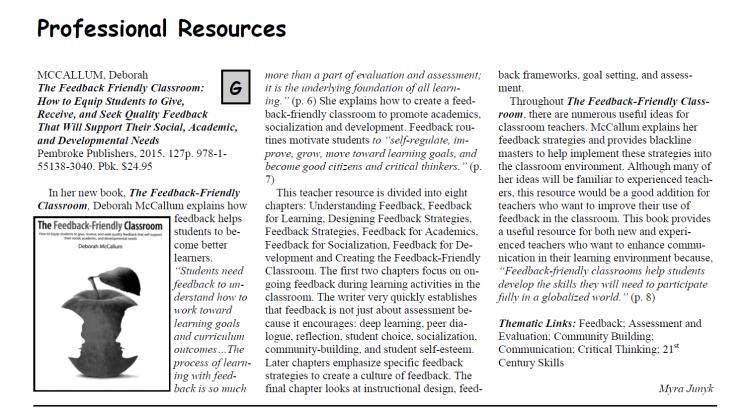 Feedback_Friendly_Classroom_Review