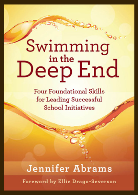 Swimming in the Deep End: A Day with Jennifer Abrams